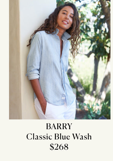 Barry, Classic Blue Wash $268