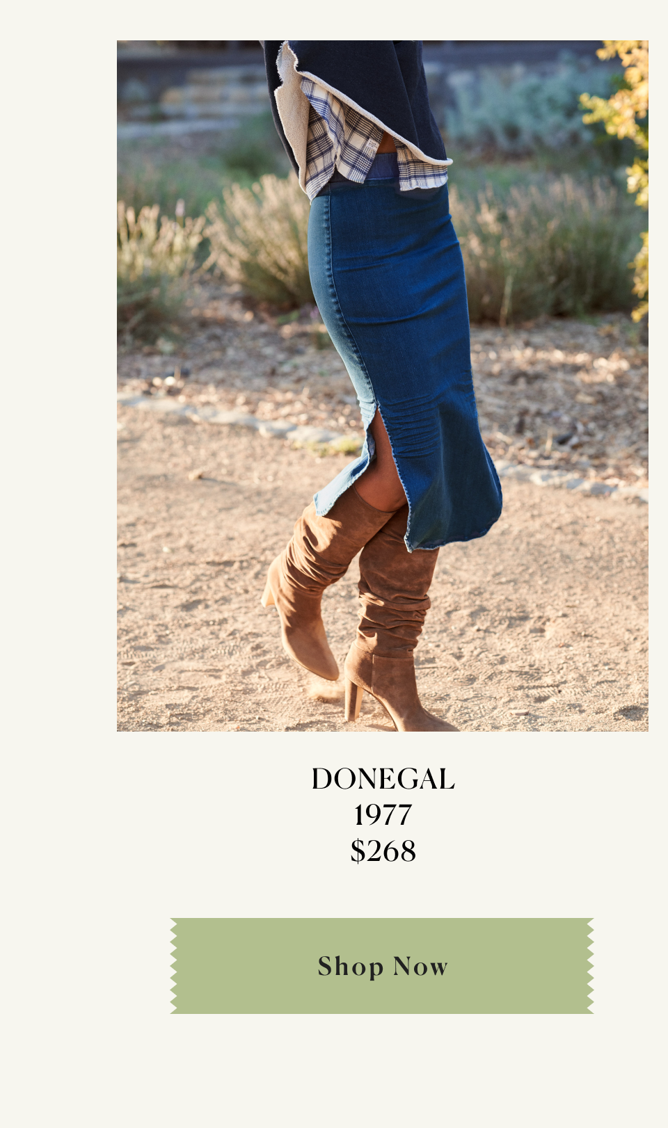 Donegal, 1977 $268
