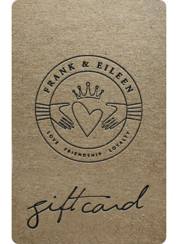Image of FRANK & EILEEN E-GIFT CARD