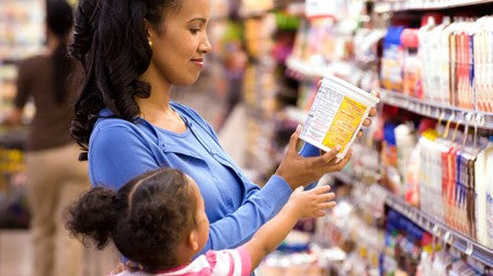 Low FODMAP Label Reading