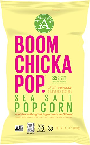 Boom Chicka Pop Sea Salt Popcorn