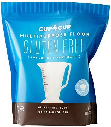 Cup4Cup Multipurpose Gluten Free Flour, 3lb