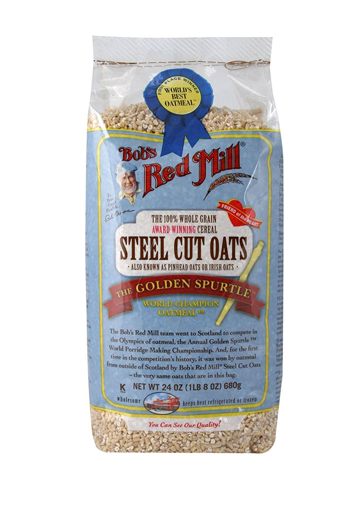 Bob's Red Mill Steel Cut Oats 16 oz