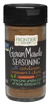 Frontier Seasoning Blends Garam Masala, 2-Ounce Bottle