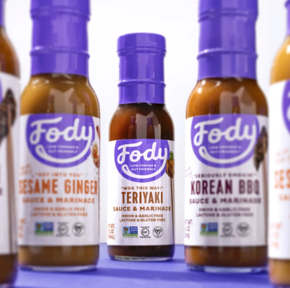 Low FODMAP Sauces Sauce & Marinade Variety Pack Garlic, Onion, Lactose & Gluten Free
