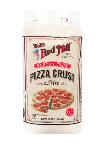 Bob's Red Mill Pizza Crust Mix - Gluten Free 16oz