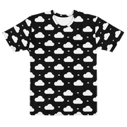 clouds all over | t-shirt | m