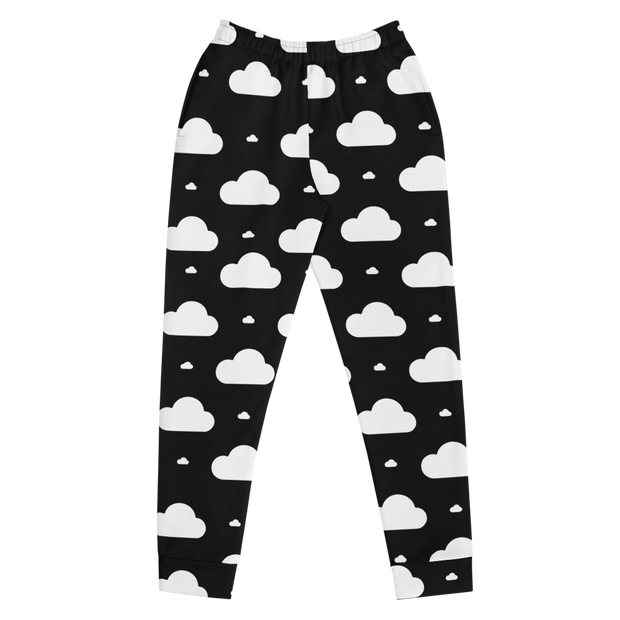 clouds all over | joggers | w