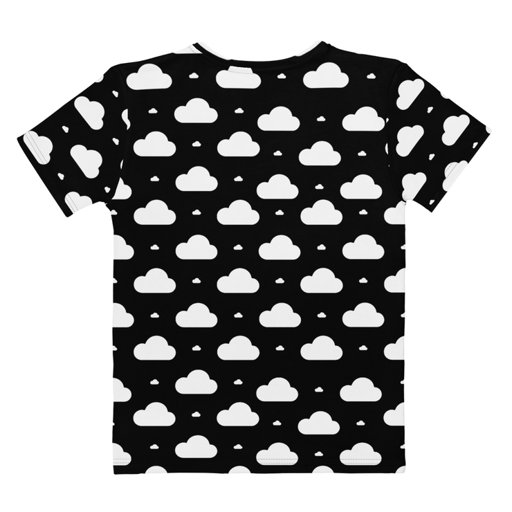 clouds all over | t-shirt | w