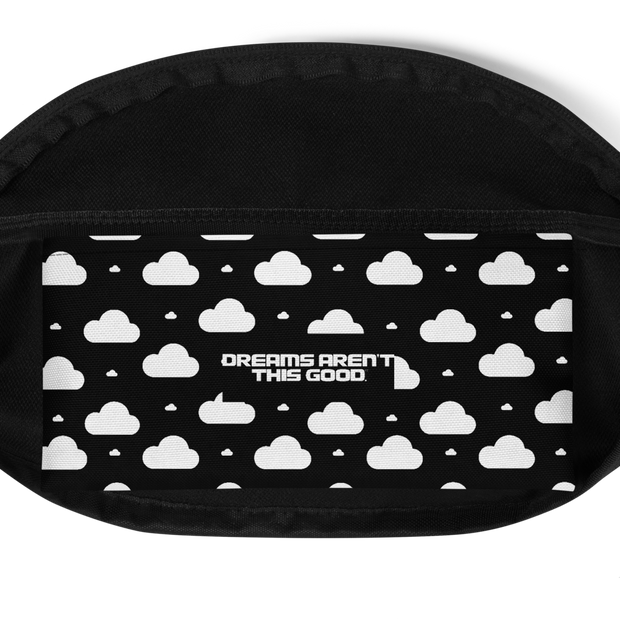 clouds all over | fanny pack | u
