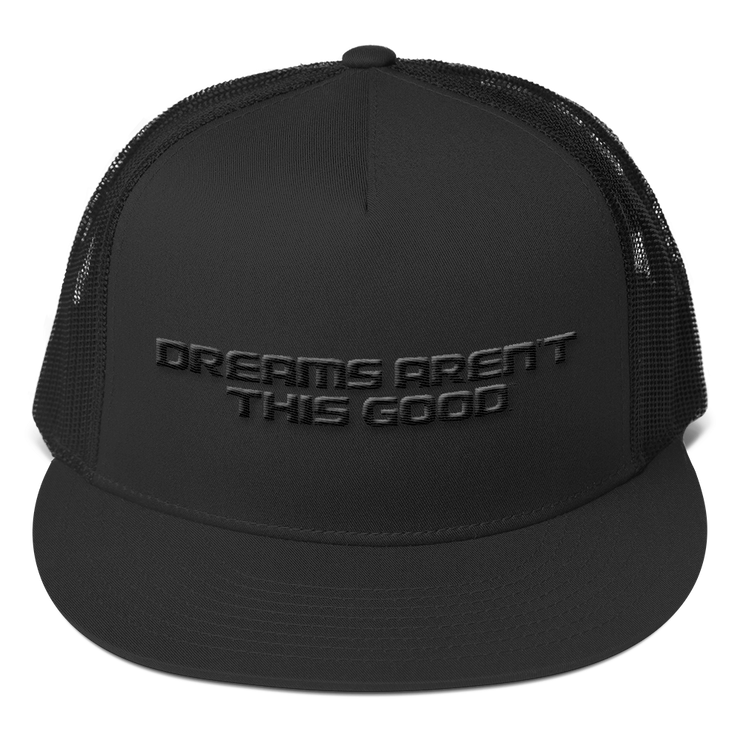 dreams aren't this good | hat | u