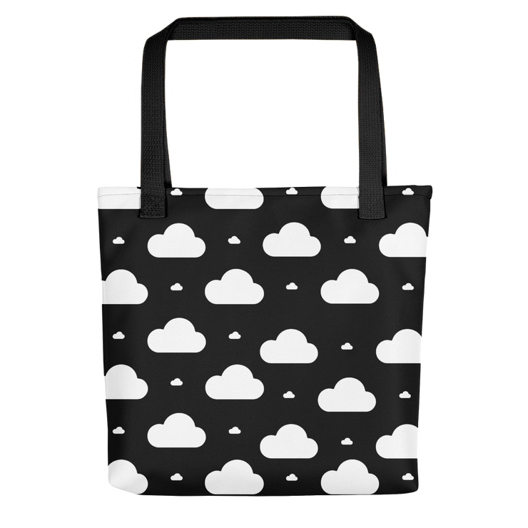 clouds all over | tote | u