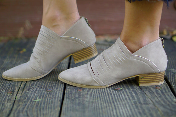 Step Into Styles Booties