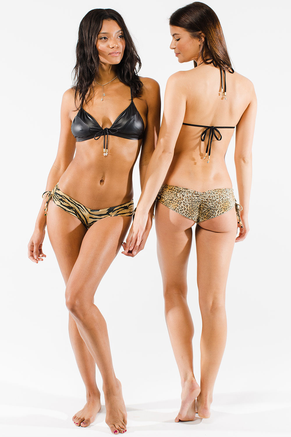 Purrr-fect Leopard | Cheeky - Bottom (Reversible)