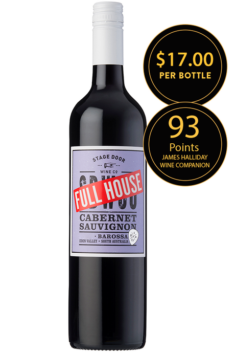 Stage Door 'Full House' Cabernet Sauvignon 2015