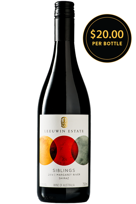 Leeuwin Estate 'Siblings' Shiraz 2015