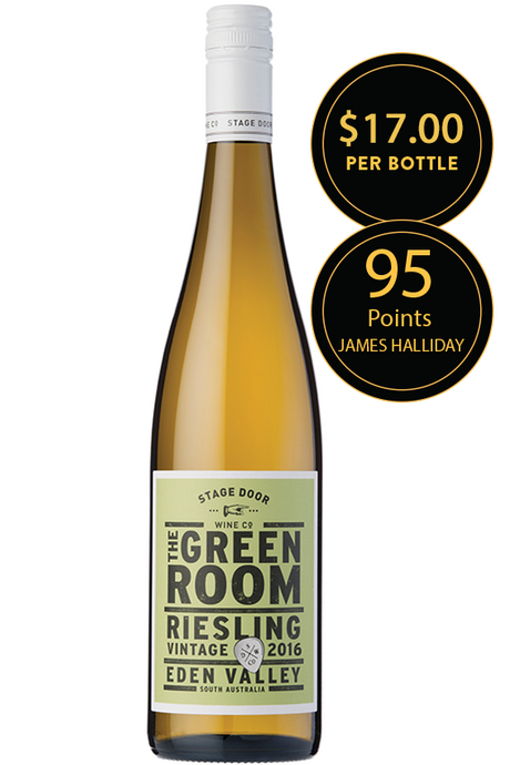 Stage Door The Green Room Riesling 2016