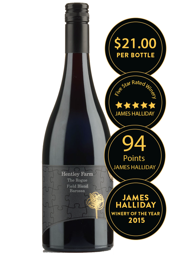 Hentley Farm 'The Rogue Field' Blend 2016