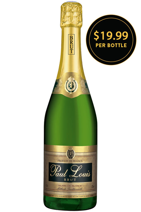 Paul Louis Blanc De Blancs NV