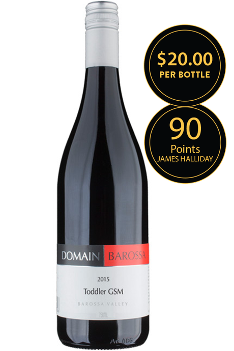 Domain Barossa Toddler GSM Barossa Valley 2015