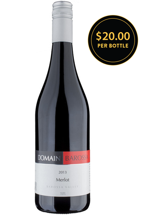 Domain Barossa Valley Merlot 2013