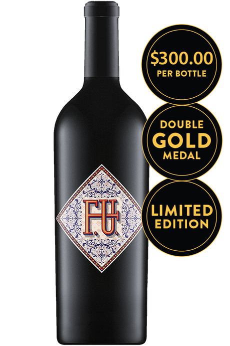 FU Barossa Valley Shiraz 2010