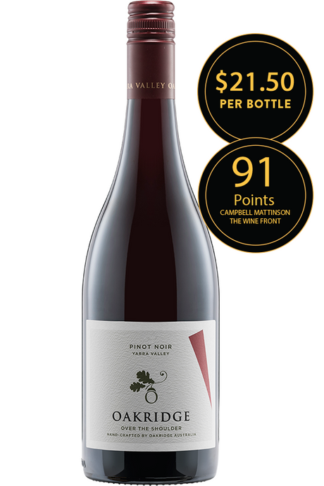 Oakridge Estate 'Over the Shoulder' Pinot Noir 2017