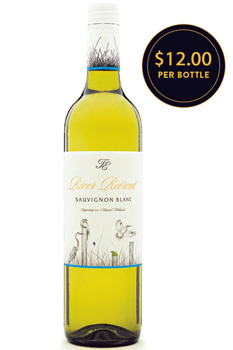 Trentham River Retreat Sauvignon Blanc 2016