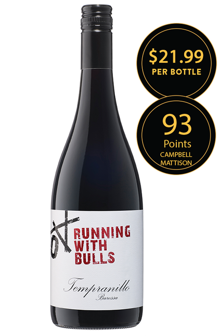 Running With The Bulls Tempranillo 2016
