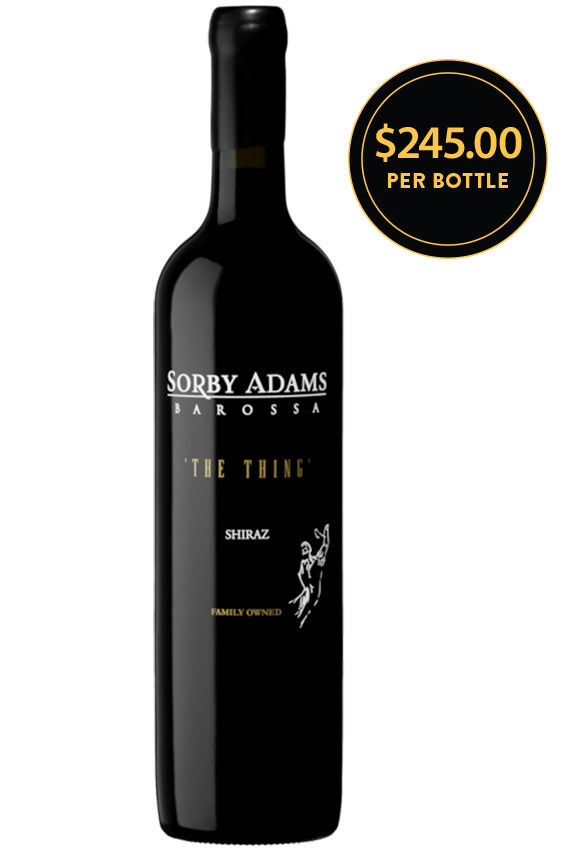 Sorby Adams The Thing Barossa Shiraz 2014