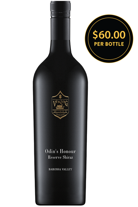 Viking Odins Honour Barossa Valley Shiraz 2014
