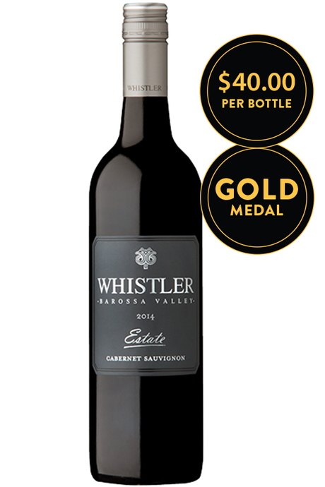 Whistler Wines Estate Barossa Valley Cabernet Sauvignon 2014
