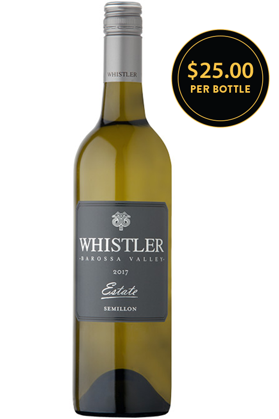 Whistler Wines Estate Barossa Valley Semillon 2017