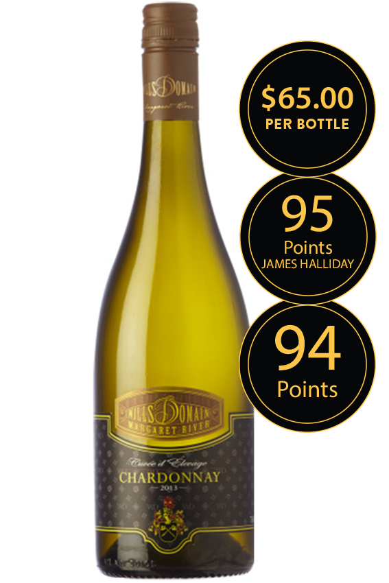 Wills Domain Cuvee d'Elevage Margaret River Chardonnay 2014
