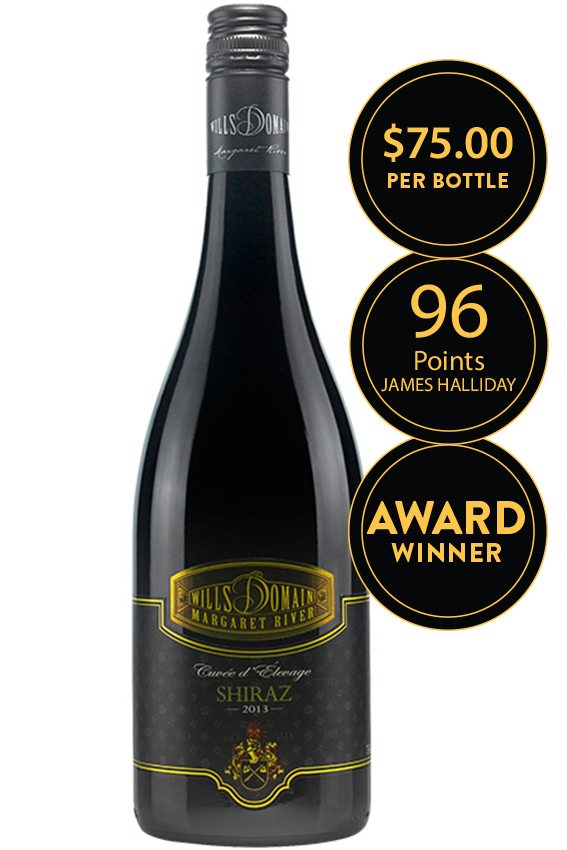 Wills Domain Cuvee d'Elevage Margaret River Shiraz 2014