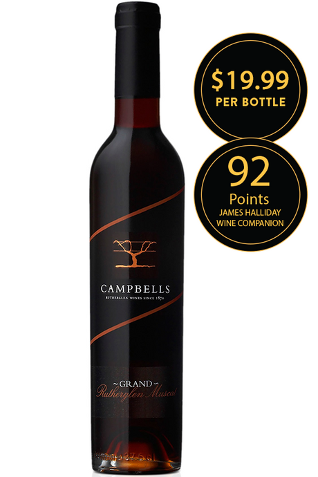 Campbells 375ml Muscat NV