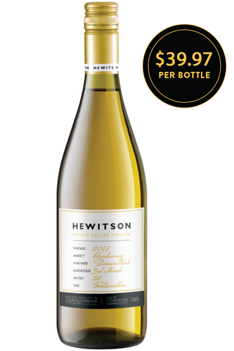 Hewitson Private Cellar Chardonnay 2008