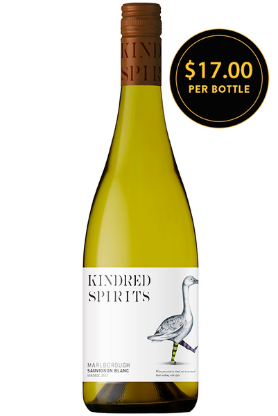 Kindred Spirits Sauvignon Blanc 2016