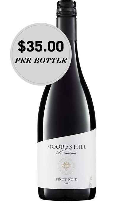 Moores Hill Pinot Noir 2016
