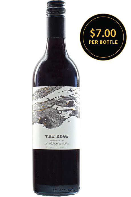 The Edge Cabernet Merlot 2012