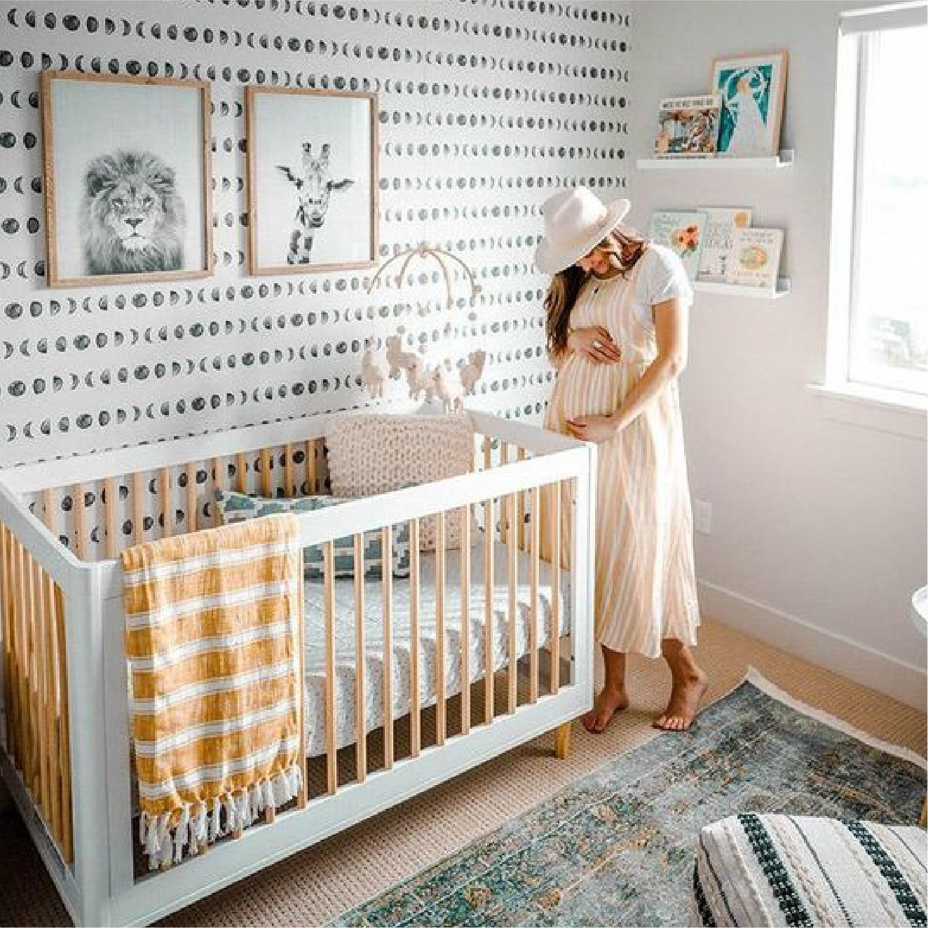 How To: Create The Perfect Nursery