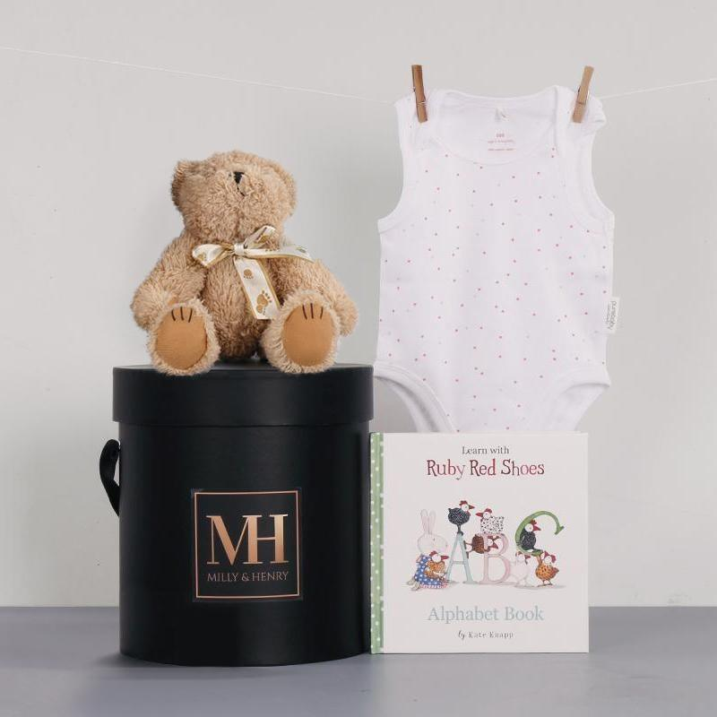 Baby Love Girl Hamper