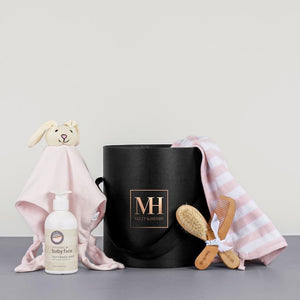 Bunny Bathtime Baby Girl Hamper