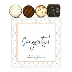 Congrats Chocolate Box