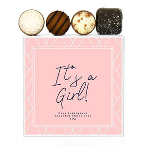 It's a Girl Chocolate Box