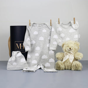 Cloud Unisex Baby Hamper