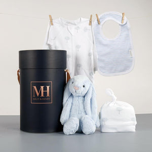 Cuddle Baby Boy Hamper