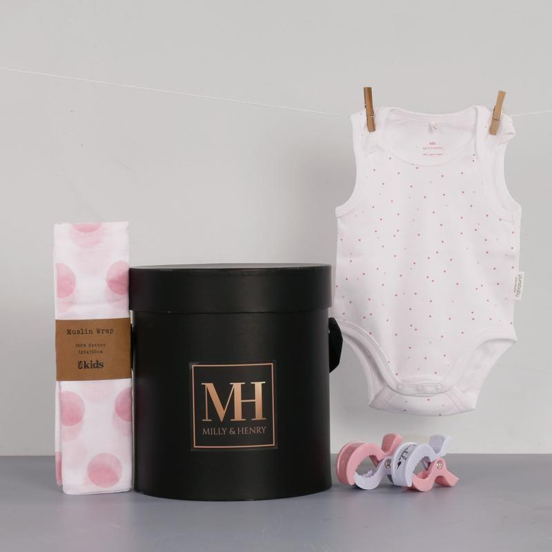 Wonderful Girl Baby Hamper