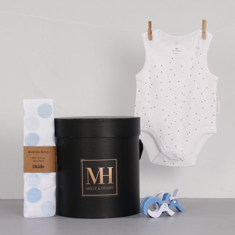 Wonderful Boy Baby Hamper