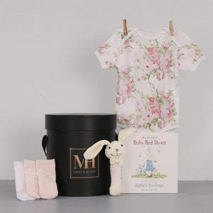 Rose Baby Girl Hamper